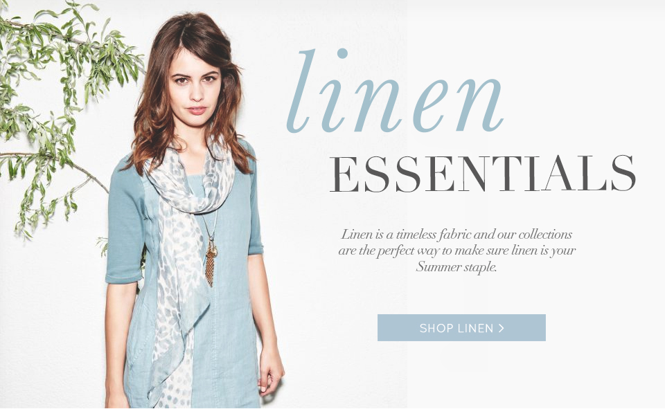 SCROLL 3 Linen Essentials +FREE Delivery 23-05