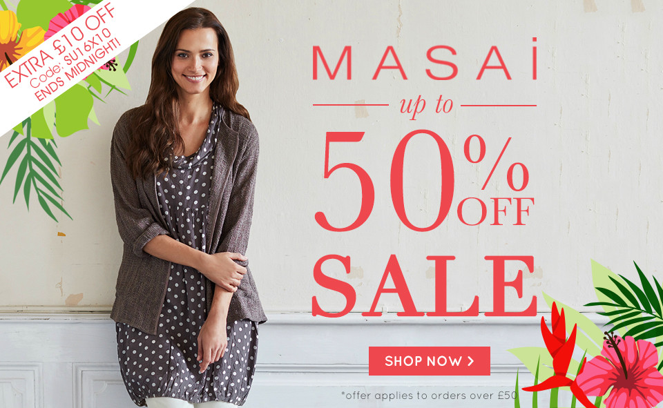 PROMO 2 Masai Sale 23-06