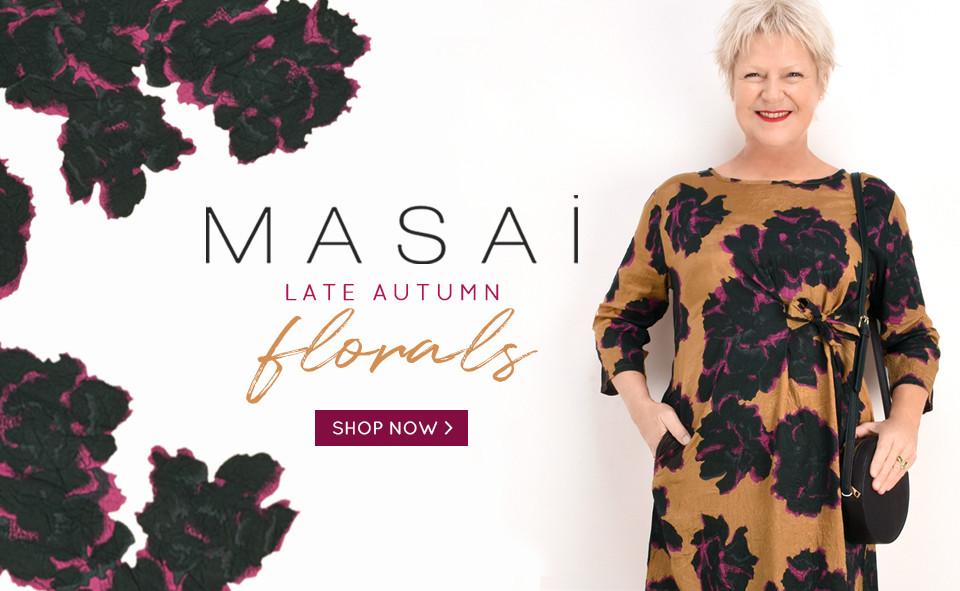 Masai Autumn Florals 23-10