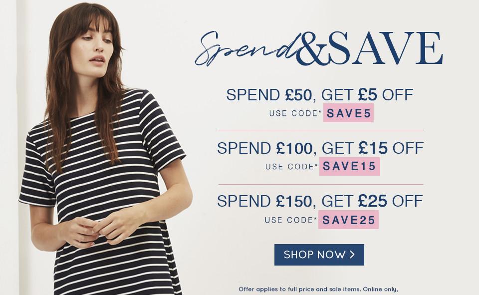 Spend & Save 27-07