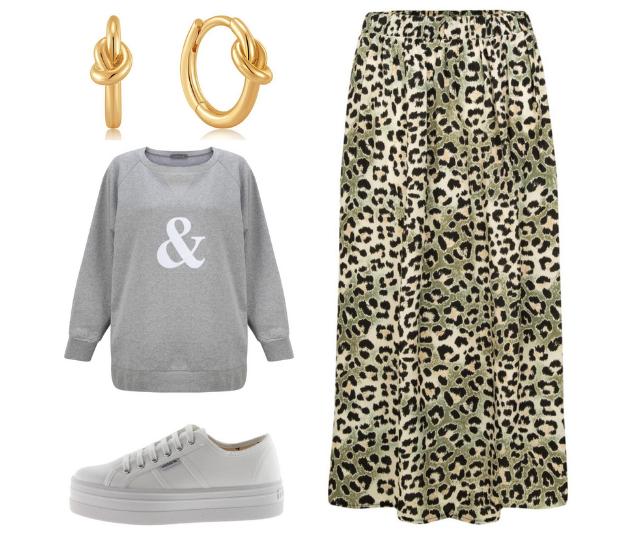 Skirts & Sweatshirts