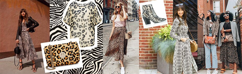 Wear The Trend: Animal Print