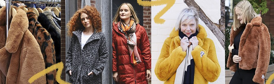 It's Coat Weather: Shop Great Outerwear For The Great Outdoors