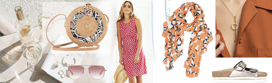 Sun, sea & style: Your holiday wardrobe has arrived