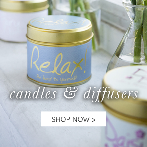 01-03 Gifts Landing - Candles & Diffusers