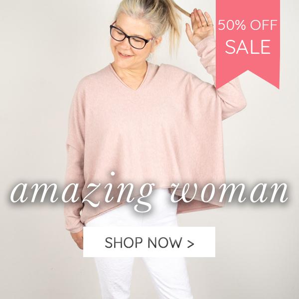 20-07 Amazing Woman Sale