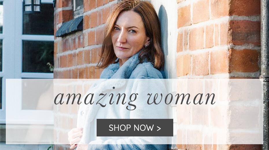 11-01 Amazing Woman