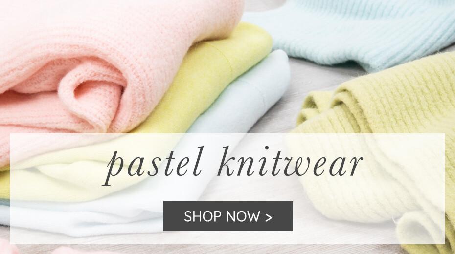 02-09 Pastel Knitwear