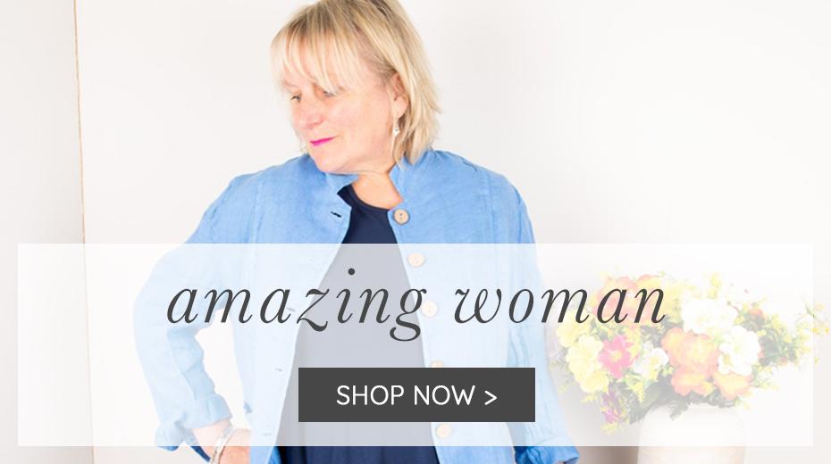 11-05 Amazing Woman