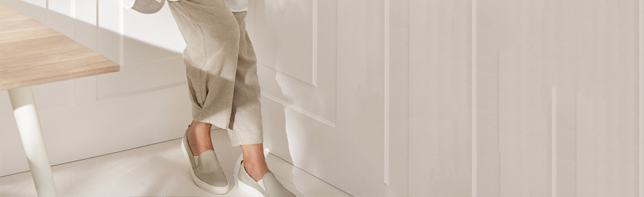 Linen Trousers - Summer Must Have