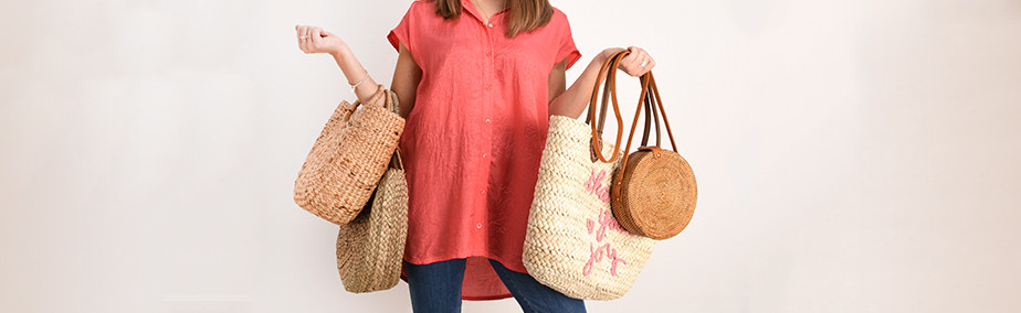 Must Buy Wicker Bags for Your Summer Wardrobe