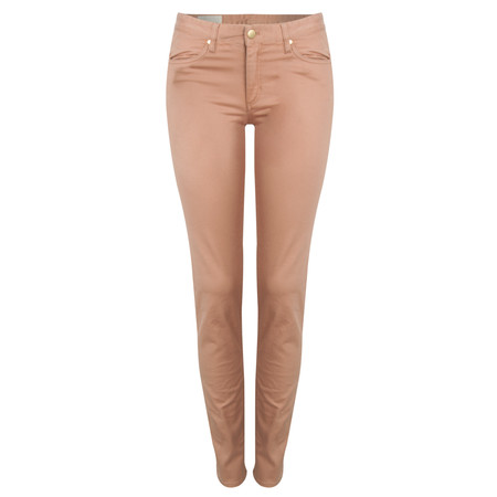 InWear Slimcity Cotton Jeans - Beige