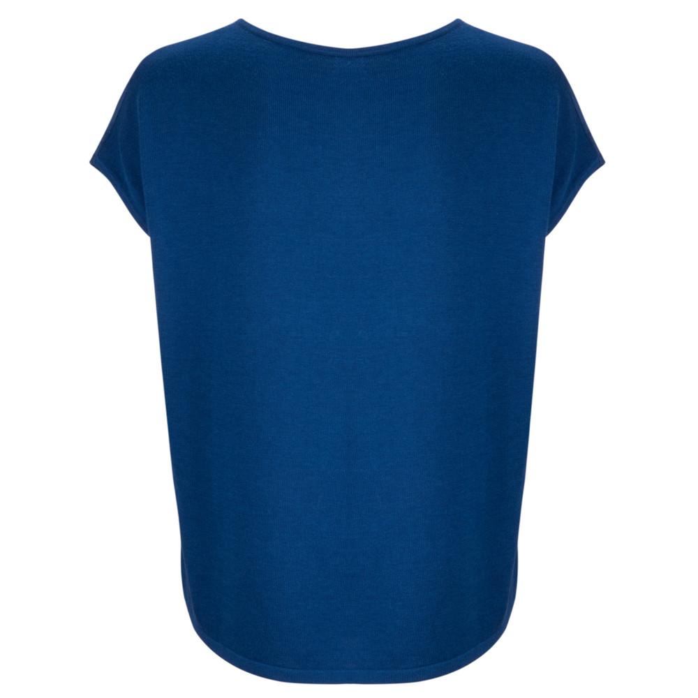 HOBBS Josie Pleat Top Bluebell