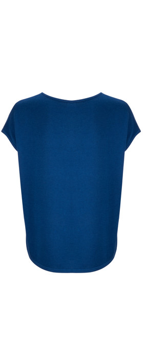 HOBBS Josie Pleat Top Bluebell