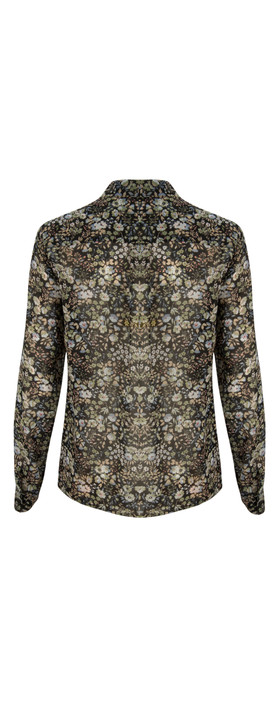 HOBBS Doreen Shirt Multi