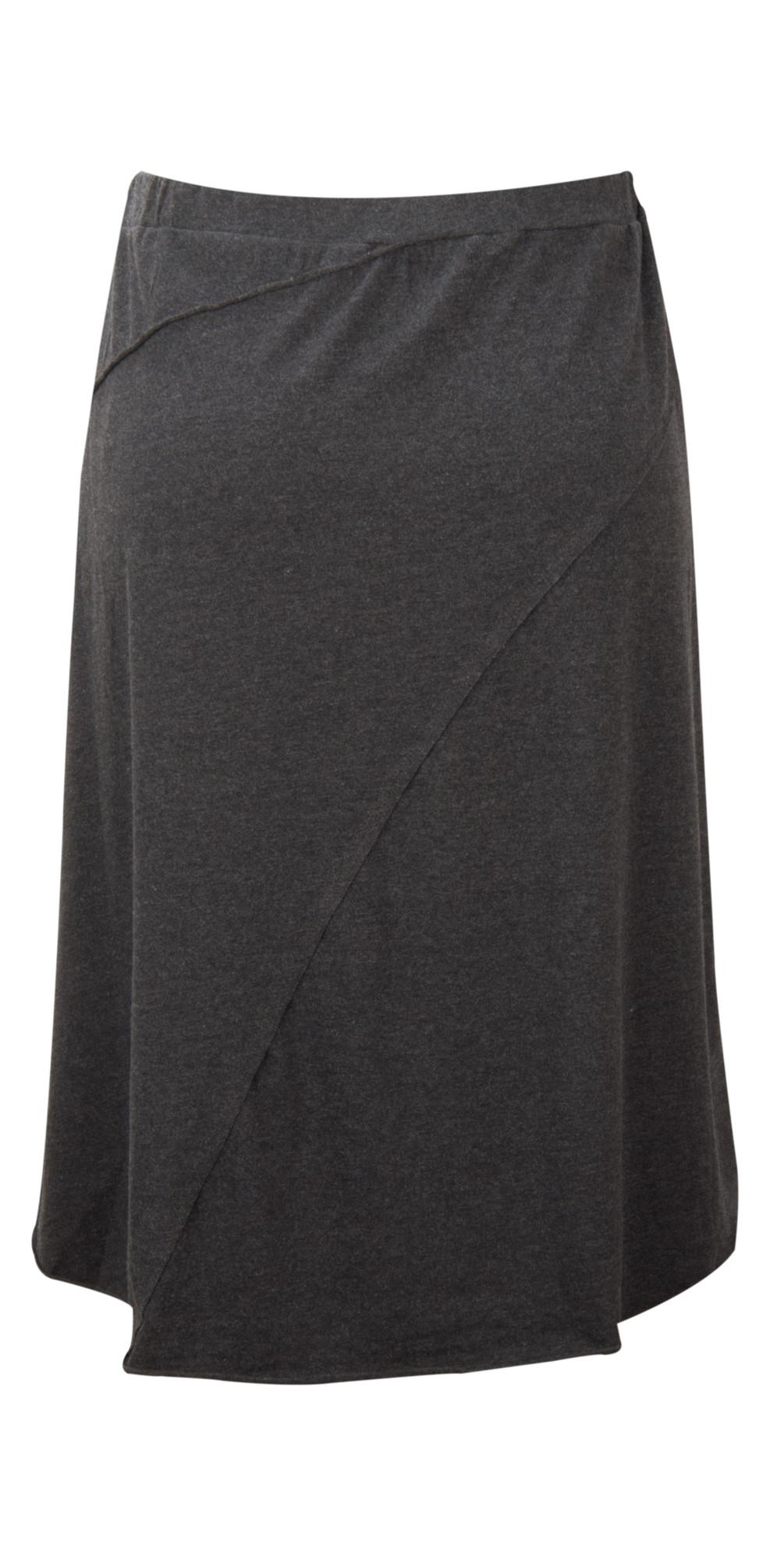 Brushed Jersey Skirt main image