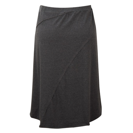 Sandwich Clothing Brushed Jersey Skirt - Black