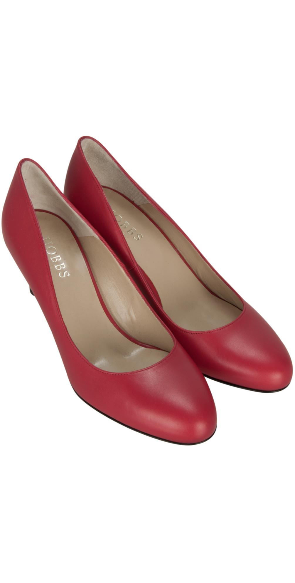 b3e02c498 HOBBS Lizzie Court Shoe in Rose
