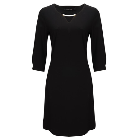 Lauren Vidal Vogue Dress - Black