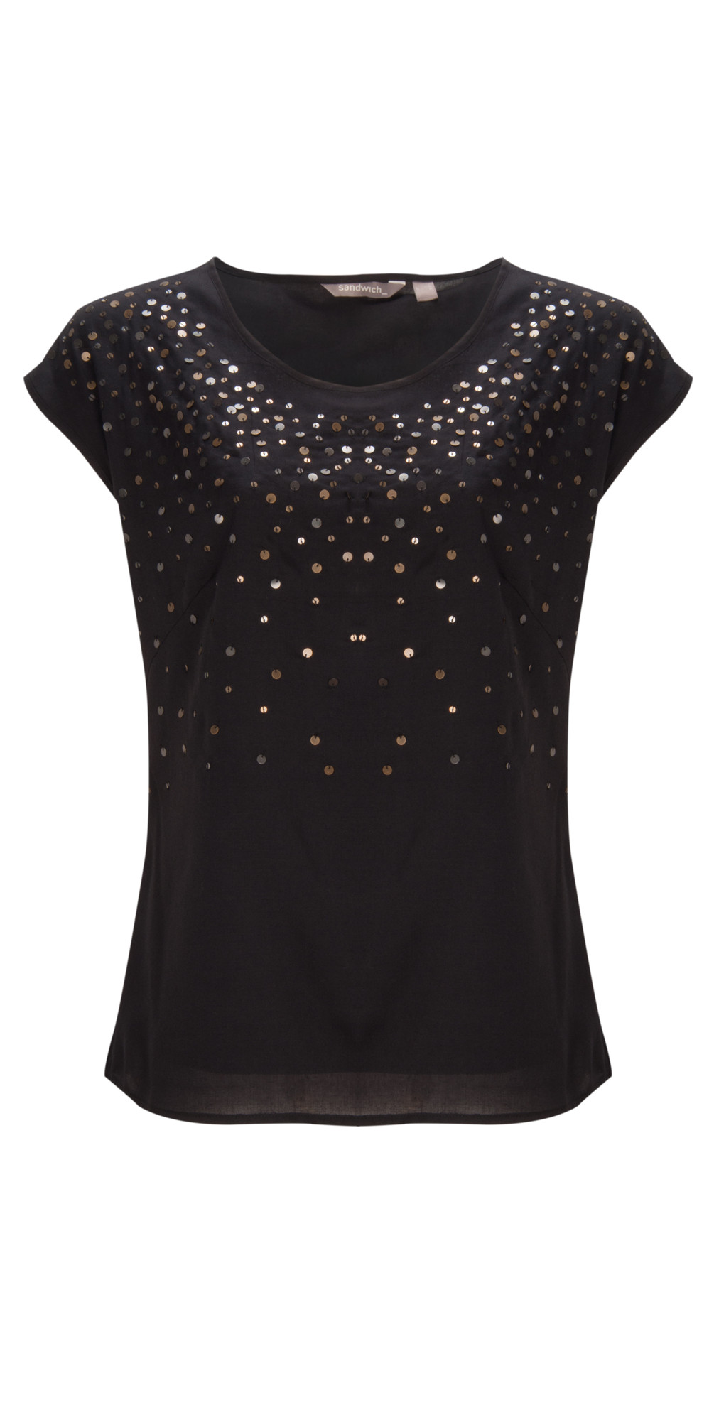 Sequinned Top main image