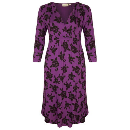 Adini Greta Dress - Purple