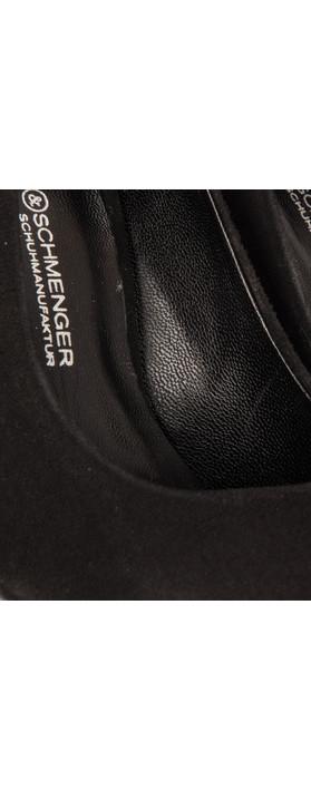 Kennel Und Schmenger Miley Samtziege Shoe Schwarz