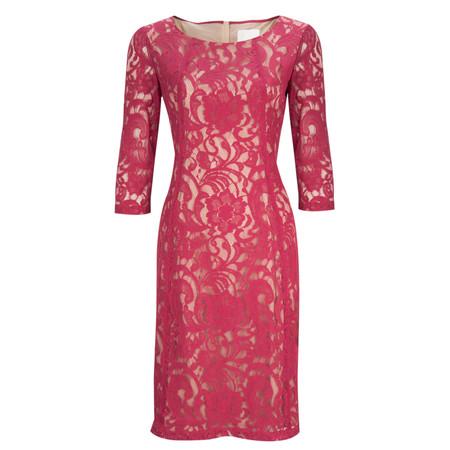 InWear Patrice Lace Dress - Pink