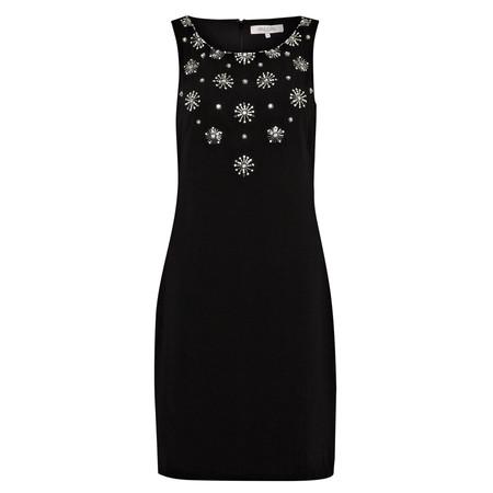Great Plains Mariinsky Embellished Dress - Black