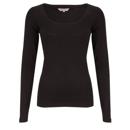 Great Plains Back To Basics Long Sleeve Tshirt - Black