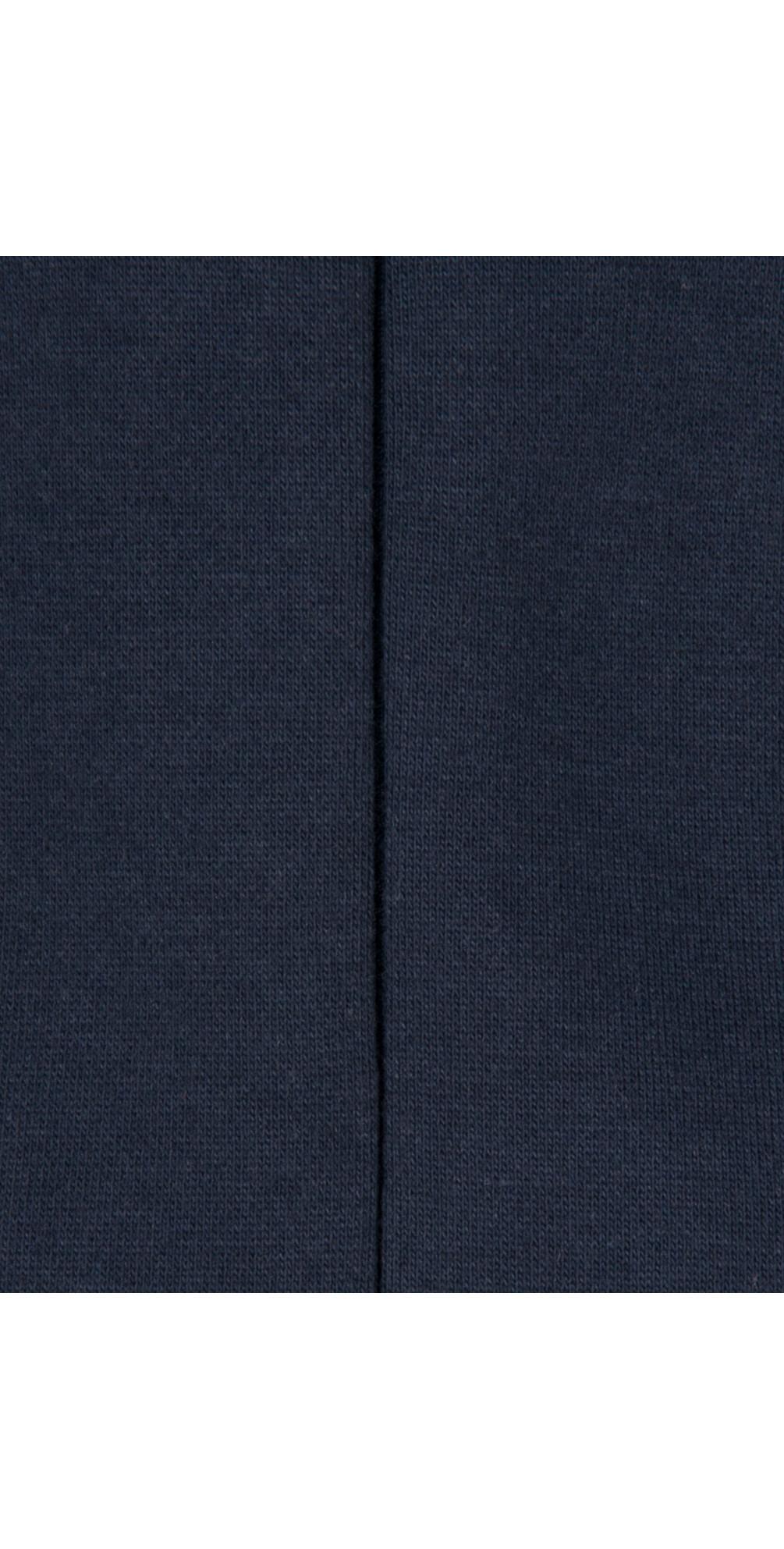 Cut Out Plain Cotton Dress main image