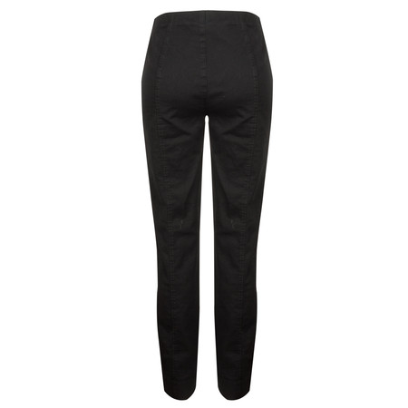 Robell Trousers Marie Denim Jean - Black