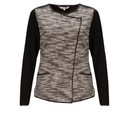Sandwich Clothing Structured Cotton Jacket - Black