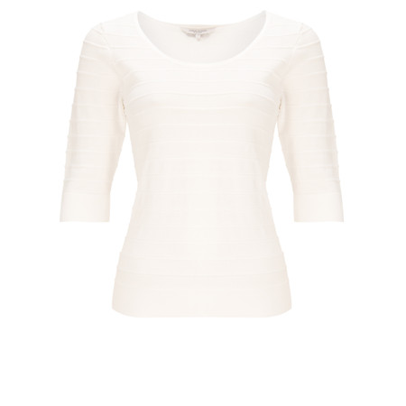 Great Plains Date Night Tee - Off-White