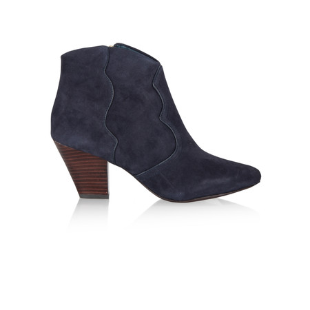 Ash Gang Ankle Boot - Blue