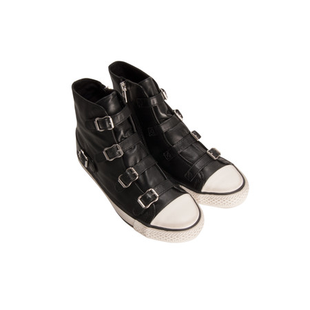 Ash Virgin Trainer Shoe - Black