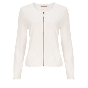 Sandwich Clothing Structured Jersey Jacket