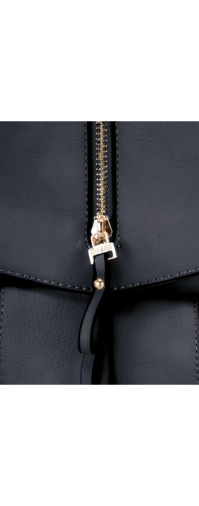 Bessie London NEW - Carrie Backpack Navy