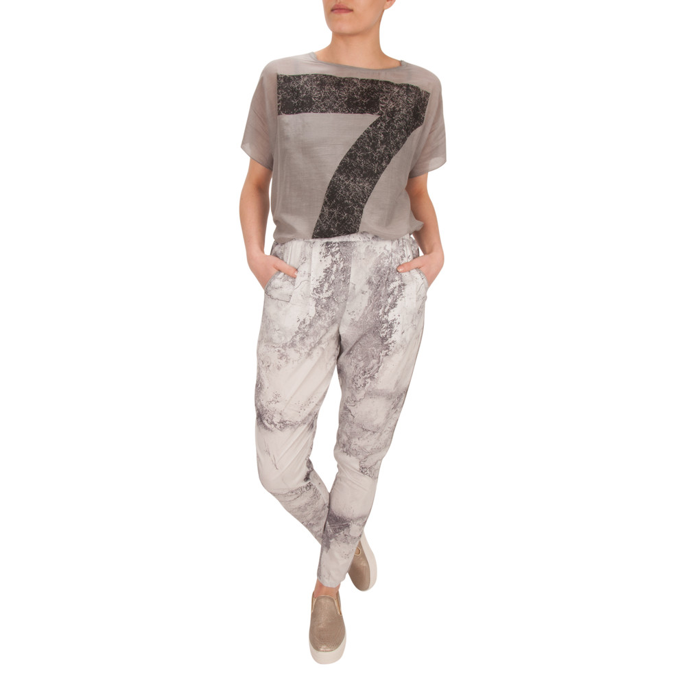 Coster Copenhagen NEW - Surface Print Pants Kit 967