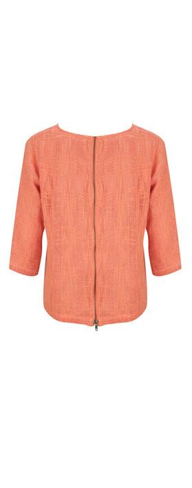 Masai Clothing NEW - Dafna Top Tangerine