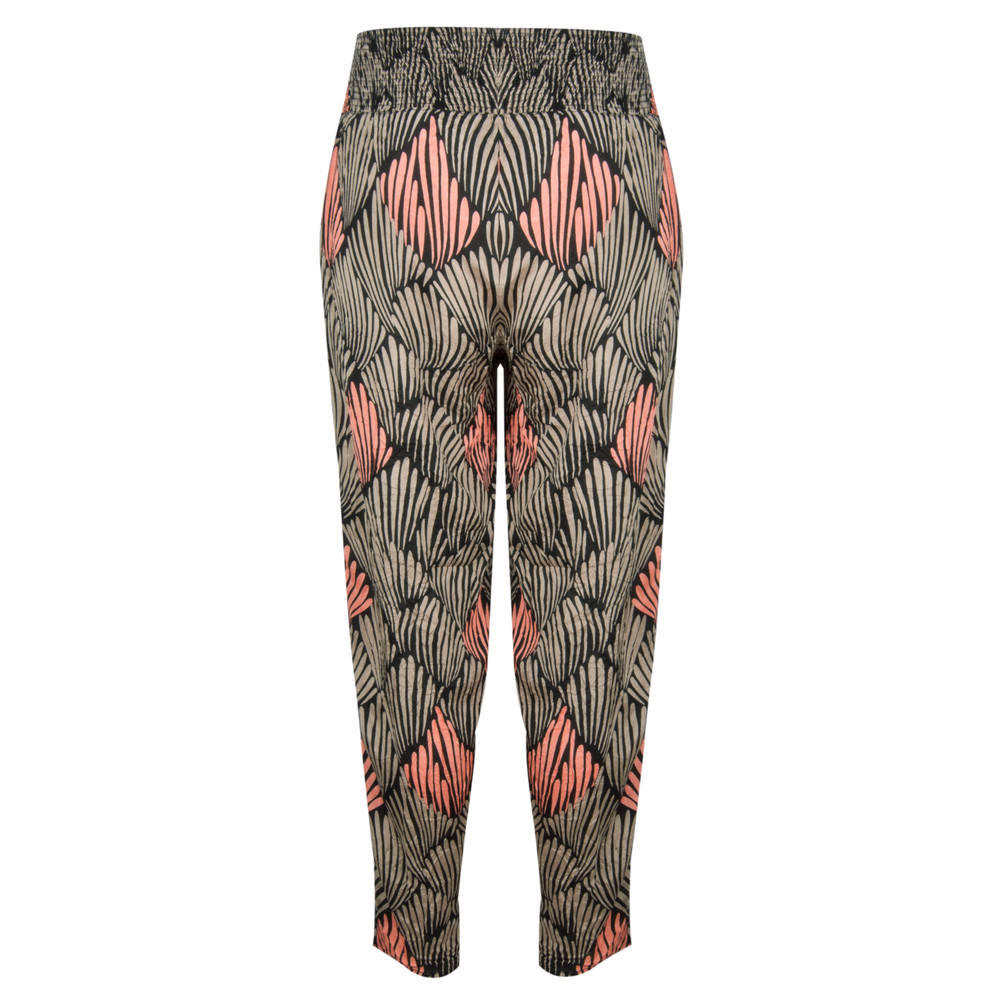 Masai Clothing NEW - Panni Trousers Tangerine
