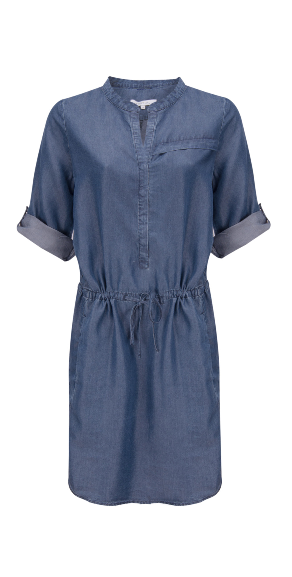 Tencel Chambray Dress main image