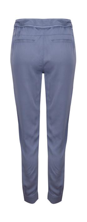 Sandwich Clothing Sienna Twill Pants Dusty Blue
