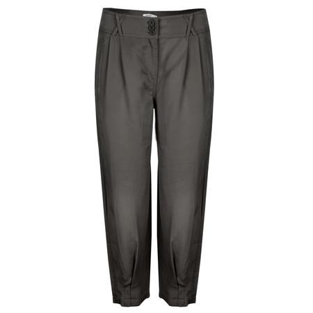 Myrine Dressin Tencel Plain Trousers - Blue