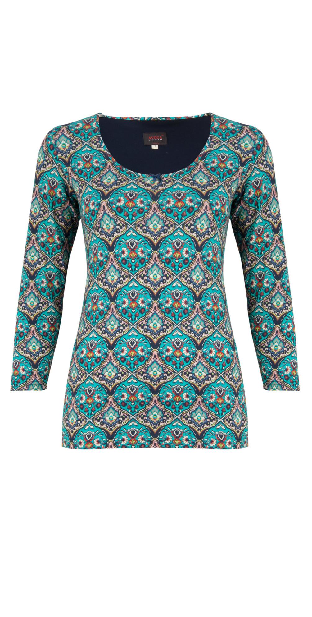 Cloisonne T-Shirt main image