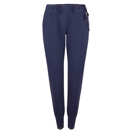 Sandwich Clothing Sienna French Terry Pants - Blue