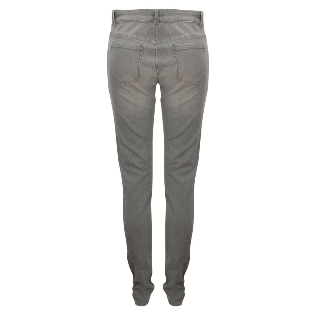 Noa Noa NEW - Basic Light Denim Long Jeans Denim Grey