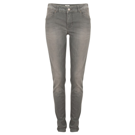 Noa Noa NEW - Basic Light Denim Long Jeans - Blue