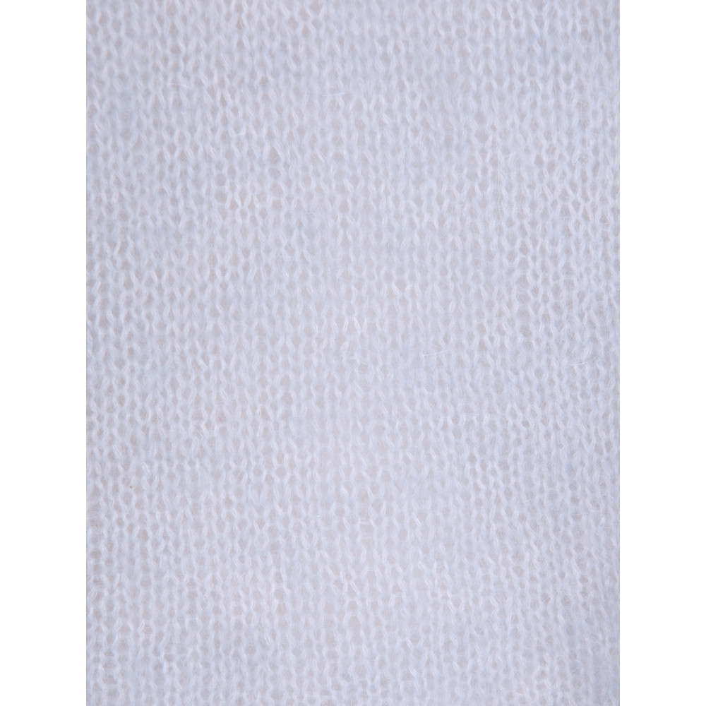 Noa Noa NEW - Fine Wool Knit Pullover Light Lavender