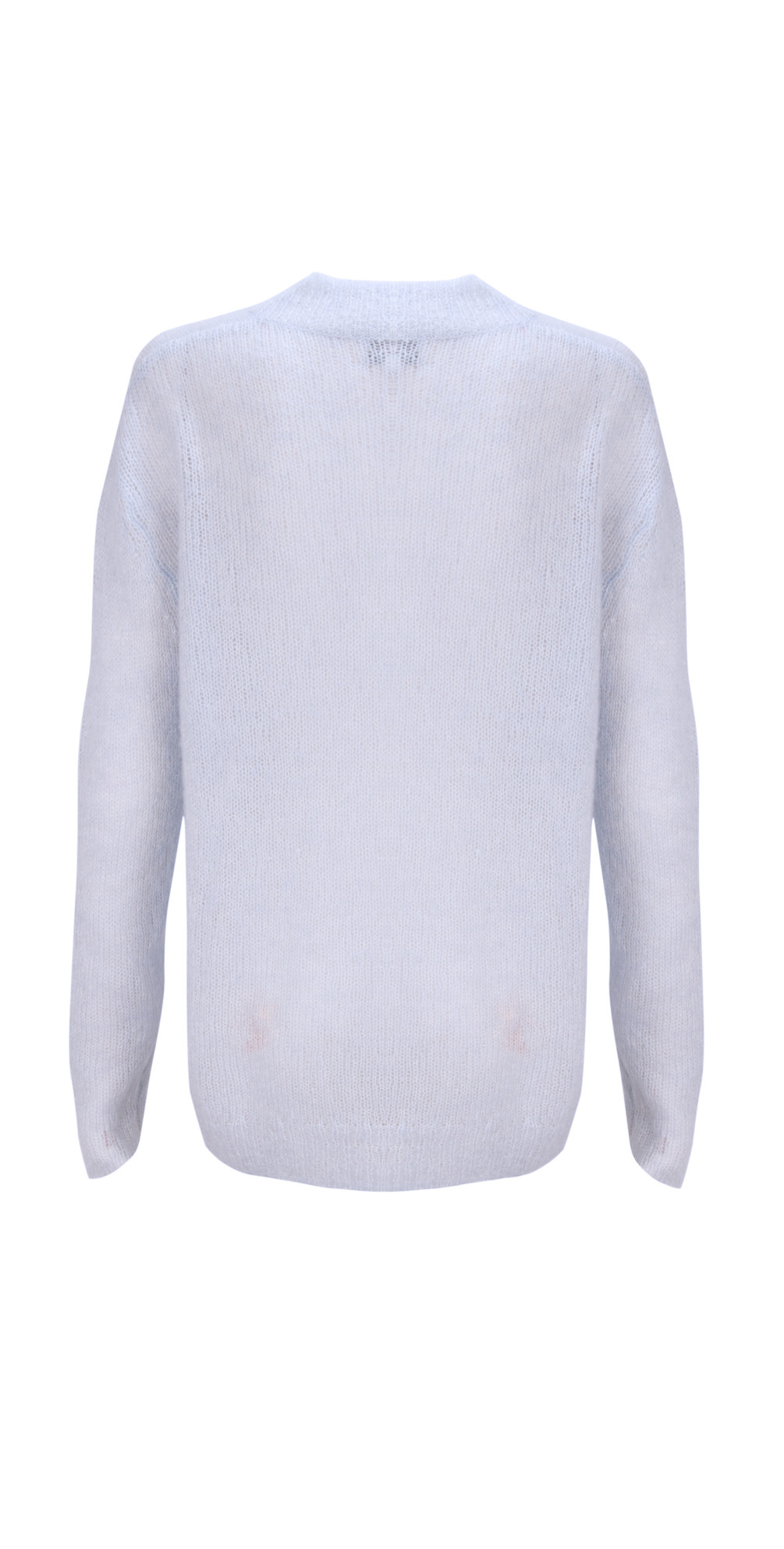 NEW - Fine Wool Knit Pullover main image