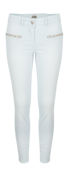 Twist & Tango NEW - Sid Ankle Jeans Light Blue